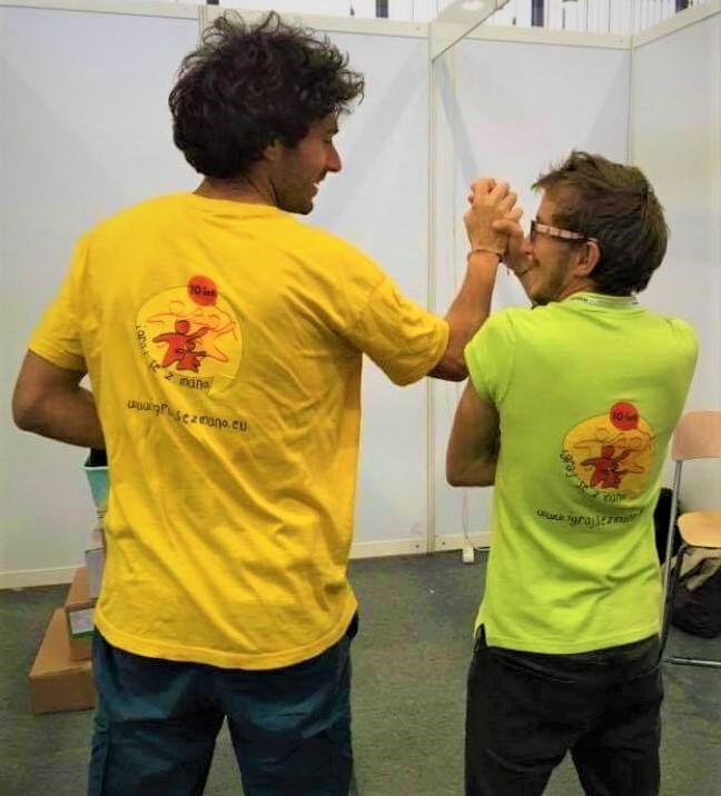 prostovoljci ISZM DKI