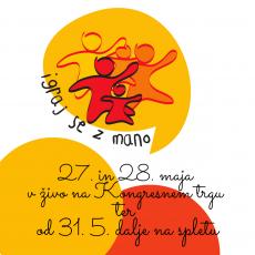 15. Mednarodni festival 'Igraj se z mano' 2021 vabi k udeležbi!