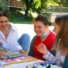 Zaključek Majine prostovoljske aktivnosti v projektu Solidarity